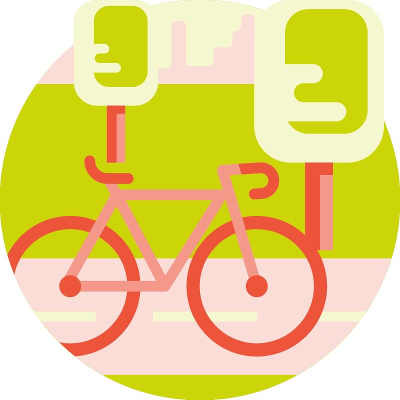Collegamento ciclopedonale fermata Metro Cortonese